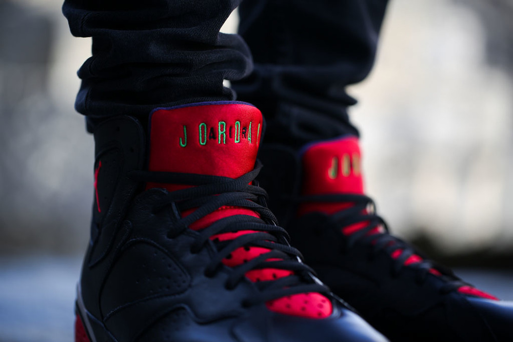 b3ee65bb688a7d ... sweden air jordan 7 marvin the martian on feet 53f6c ccfae