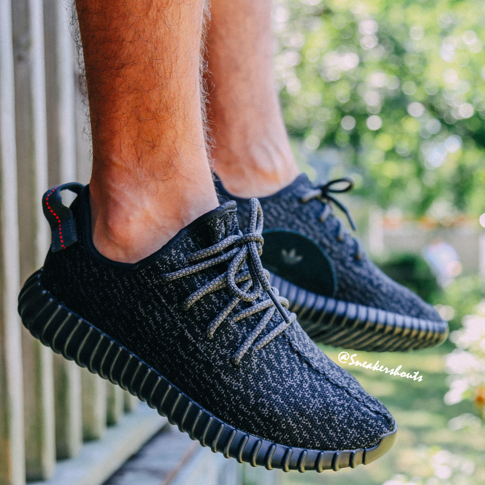 ed67c2f9239b8 On Foot Look at the Adidas Yeezy 350 Boost Low