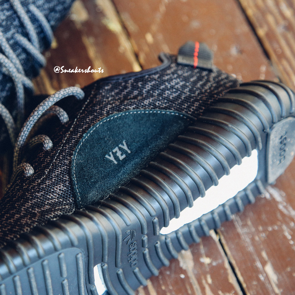 The adidas Yeezy 350 Boost Is Back In Black • Kicks On Fire