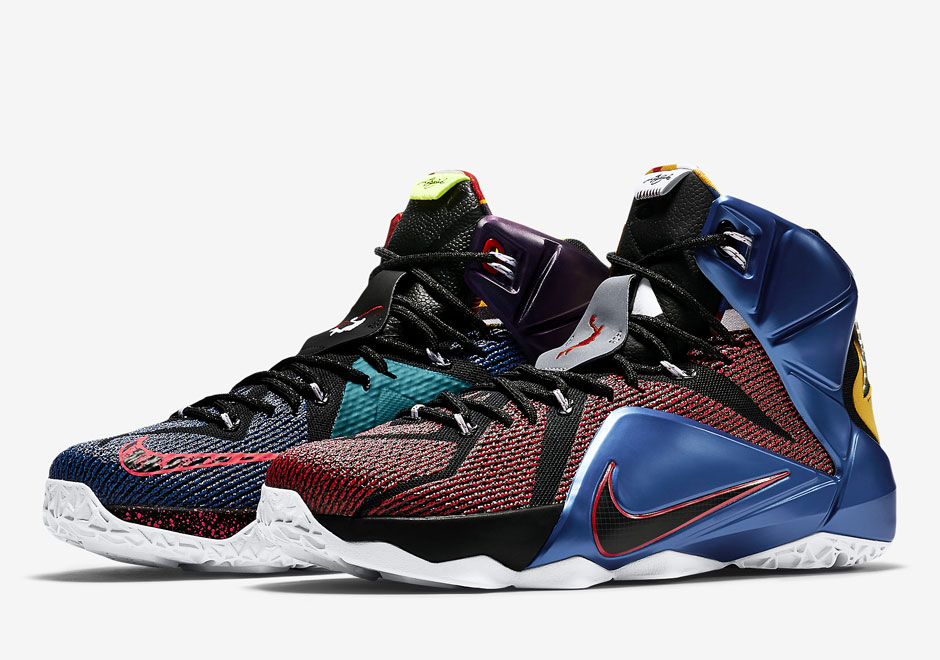 buy popular 37631 cb3f7 Official-Images-Nike-LeBron-12-What-The-21-