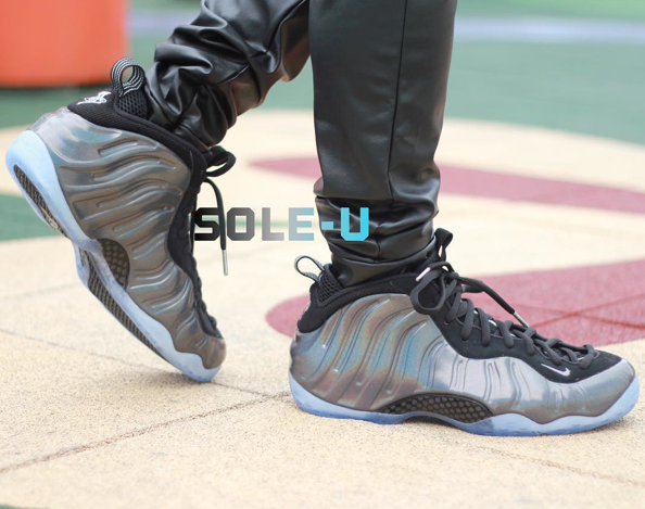 release date 567a4 249c1 Don't Miss This Look At The Nike Air Foamposite One ...
