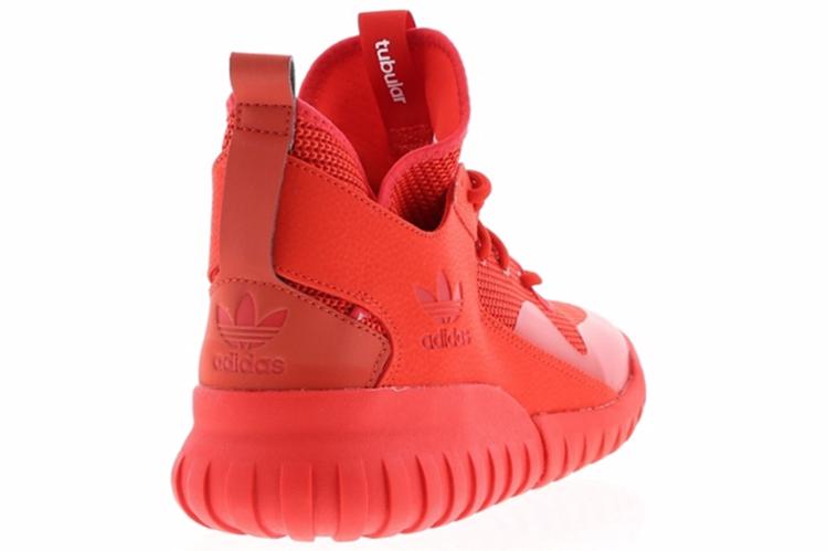 Adidas Tubular Runner All Red