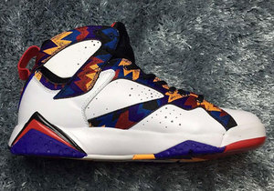 """8ab8882114ebef Here s A Preview Of The Air Jordan 7 """"Sweater"""" — Sneaker Shouts"""