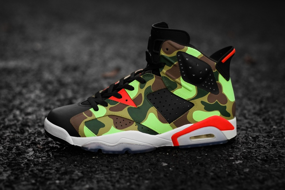 269e4b19a913 ... netherlands sneakershouts art air jordan 6 duck camo custom u2014  sneaker shouts 270c5 ...