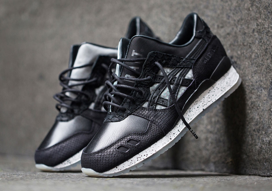 Detailed Look at the Bait x ASICS Gel Lyte III + Release
