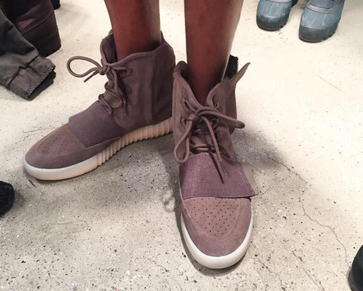 1. adidas yeezy 750 chocolate