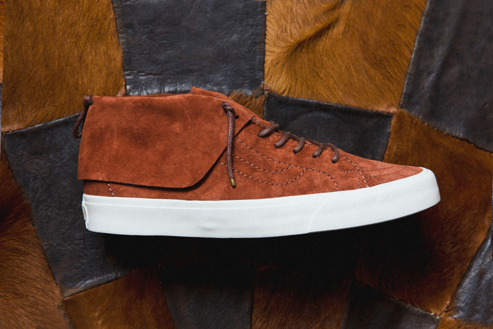 82e2cfd268 The Vans Sk8 Mid Moc Arrives This Holiday — Sneaker Shouts