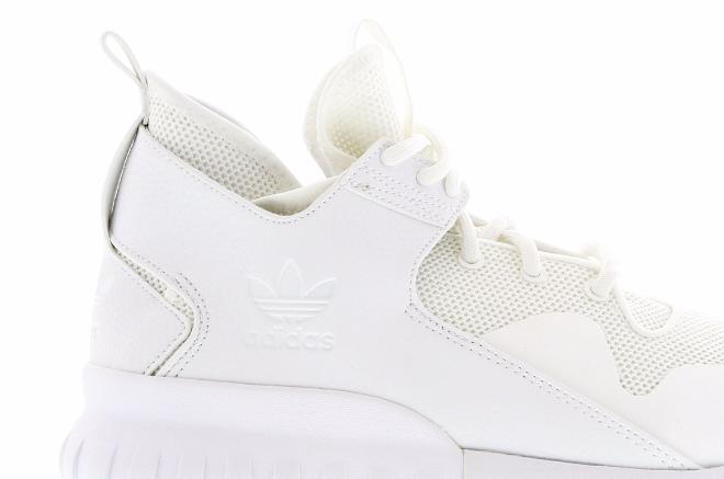 Adidas Tubular Whiteout