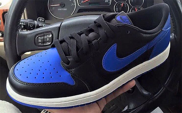 0842a023b09cb8 On-Foot Images Of the Air Jordan 1 Low OG