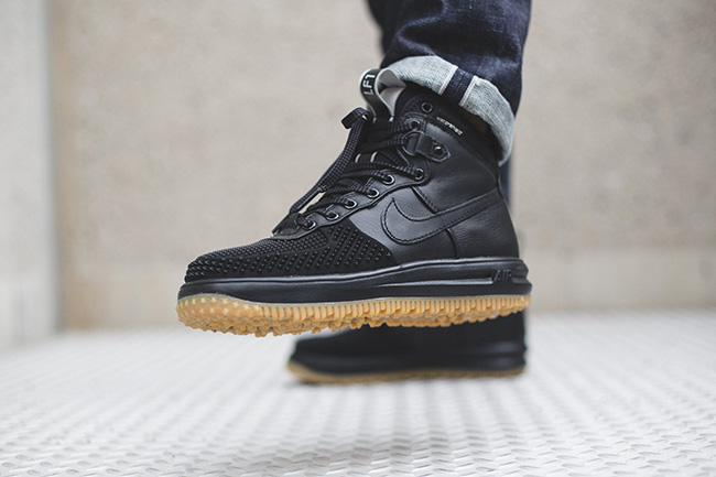 info for a1ea7 76c44 On Foot Look at the Nike Lunar Force 1 Duckboot