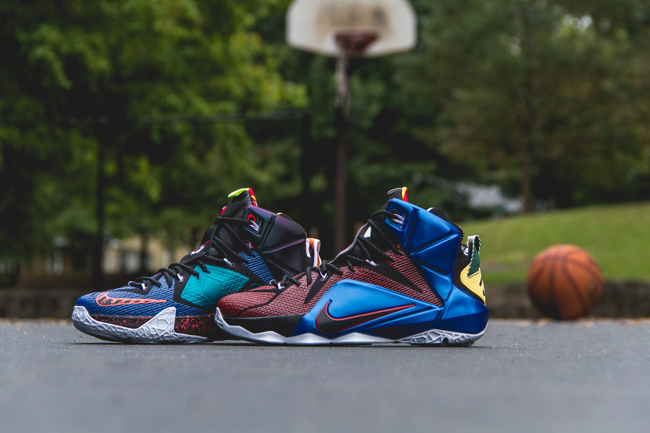 official photos c8810 cfe40 Here s A Fresh Look At The Nike Lebron 12