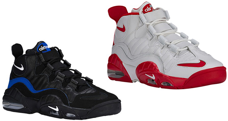newest collection 071e3 49e7f The Nike Air Max Sensation is Arriving in Two More Colorways