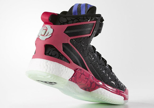 9cec5dd8be9a97 First Look at the Adidas D Rose 6 Boost