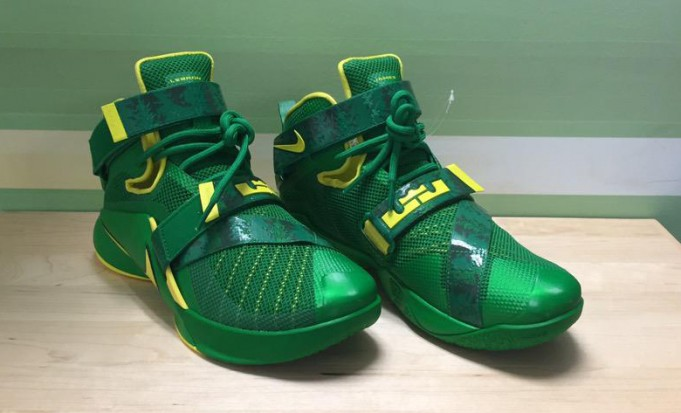 07550056b995c Exclusive Look at the Nike LeBron Zoom Soldier 9