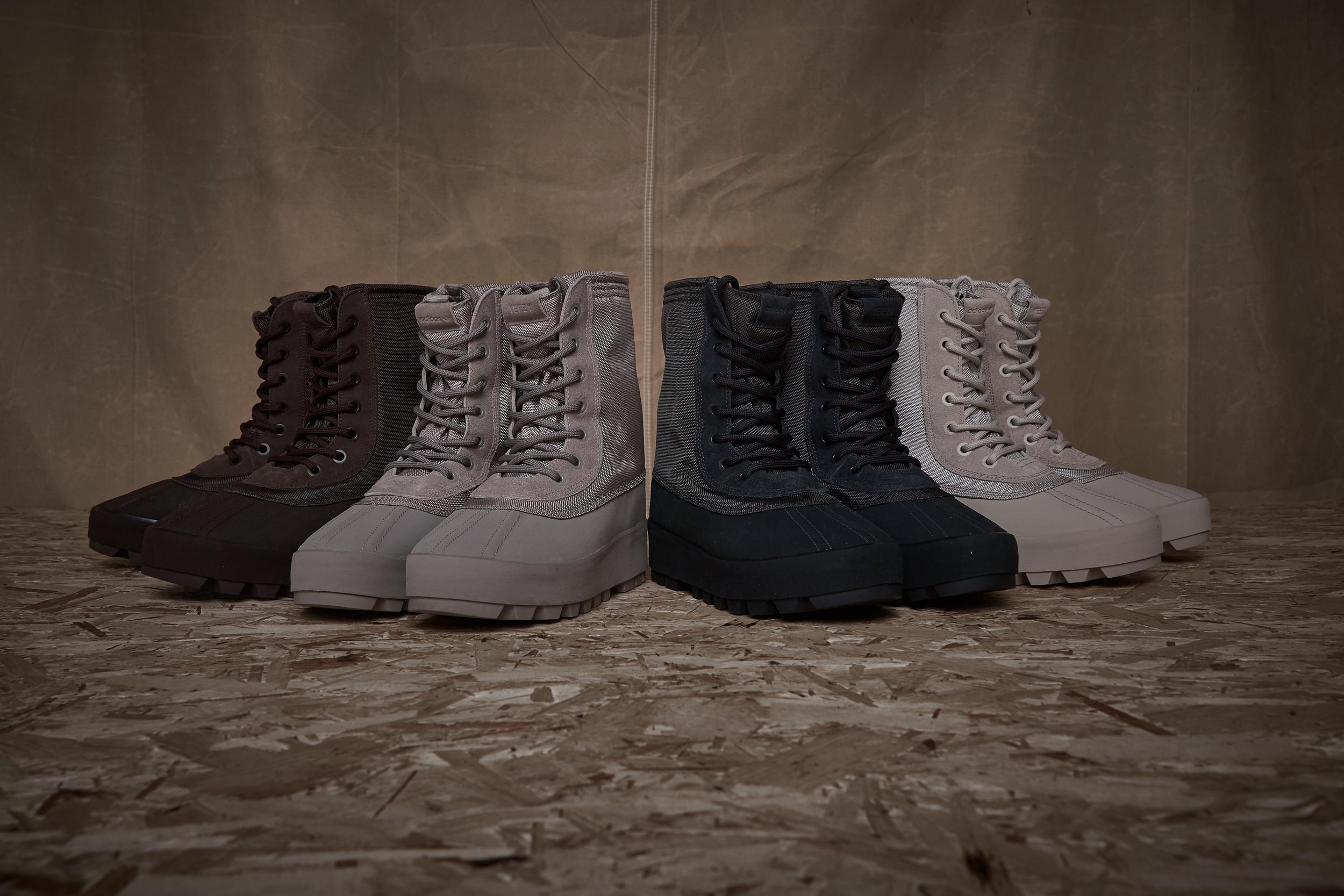 11d5deca571ed Adidas Yeezy Season 1 + 950 Boots Online Links — Sneaker Shouts