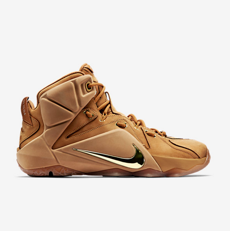 Nike-LeBron-12-Wheat-Ext-On-Sale