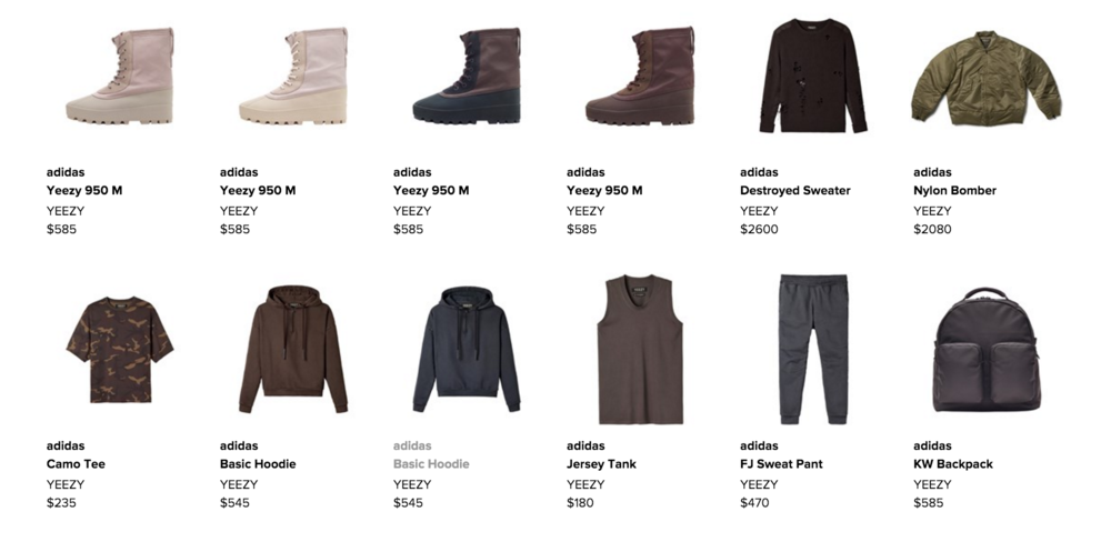 Yeezy_Season_1_Pricing