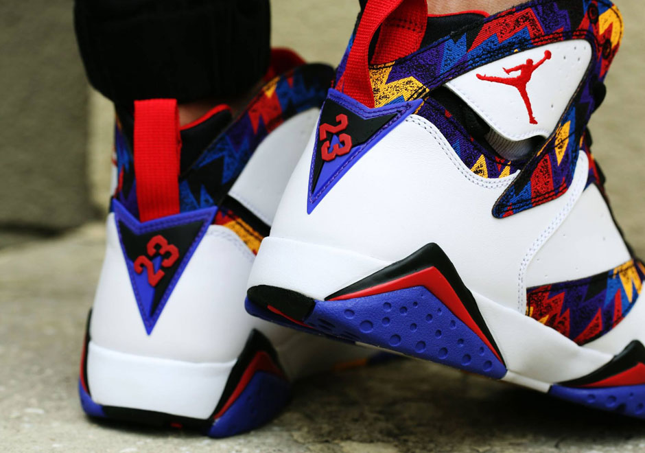 air jordan 7 retros