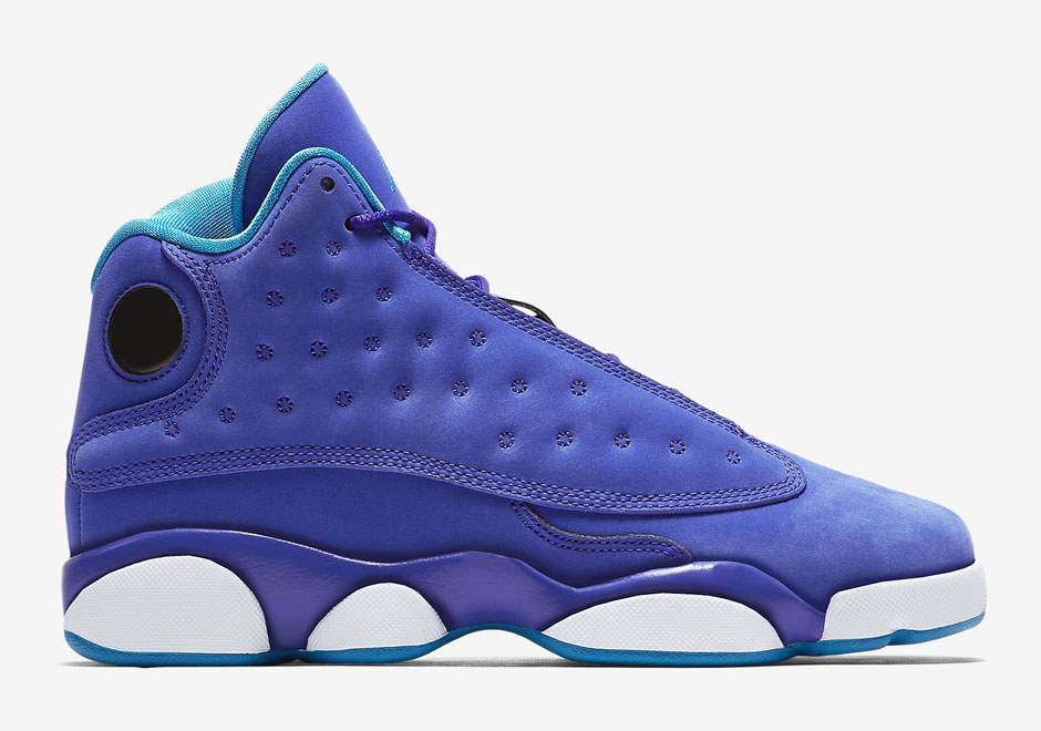 new arrivals 54537 8a576 Another Hornets-Inspired Air Jordan 13 Colorway is Releasing ...
