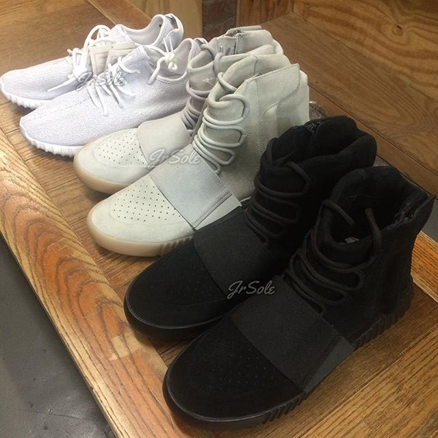 f84c7b1f4ed3 More Adidas Yeezy Boost Photos Surface — Sneaker Shouts