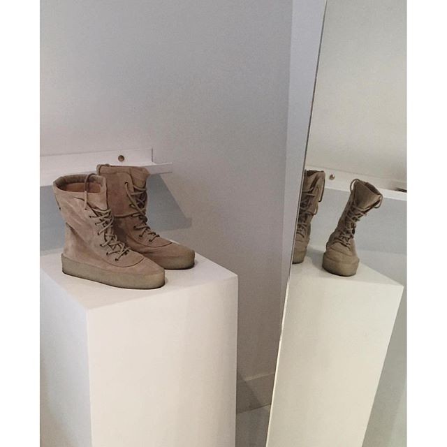 f491aa55 Another Look at the Yeezy Season 2 Boots Releasing in March ...