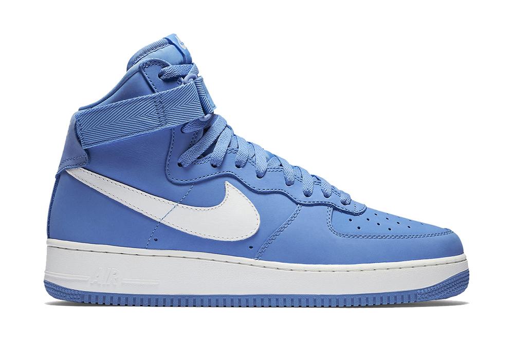 7755fa1411af0 The Nike Air Force 1 High OG