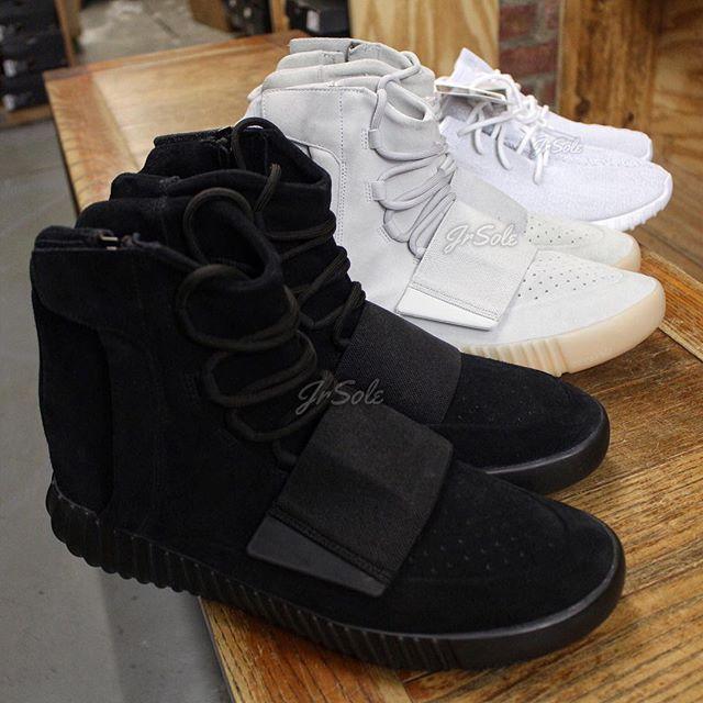 Adidas Yeezy 750 Black
