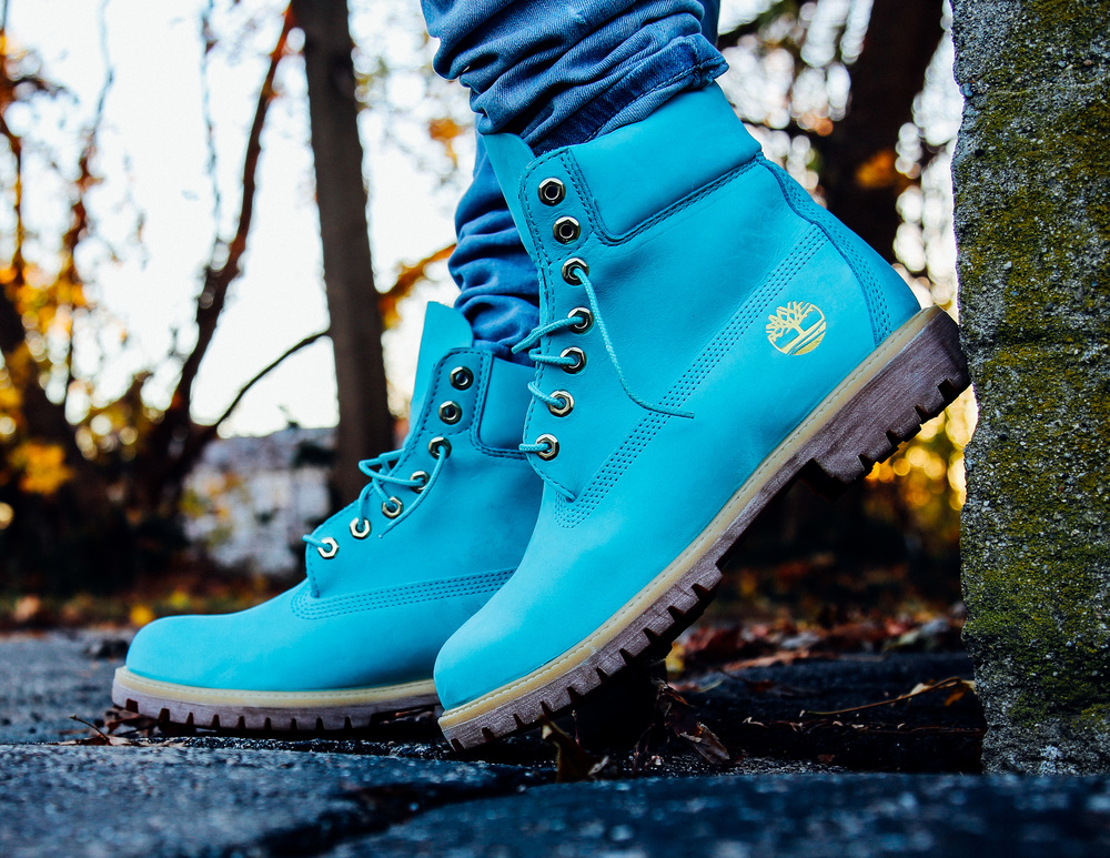 1bd195d3c416 Now Available  Wale x Villa x Timberland 6-Inch Boot