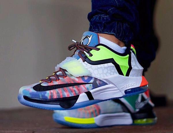 huge discount 800ee 0d9d1 Restock Alert  The Nike KD 7