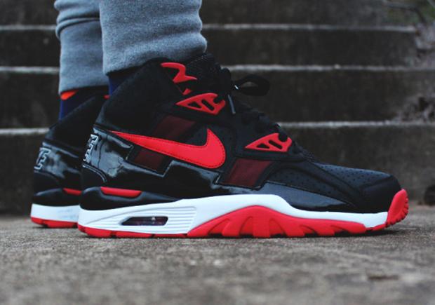 Black Bo Jackson Shoes