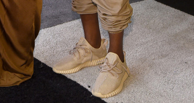 Adidas Yeezy 350 Boost Moonrock US 8,5 UK 8 EU 42 25,5 cm