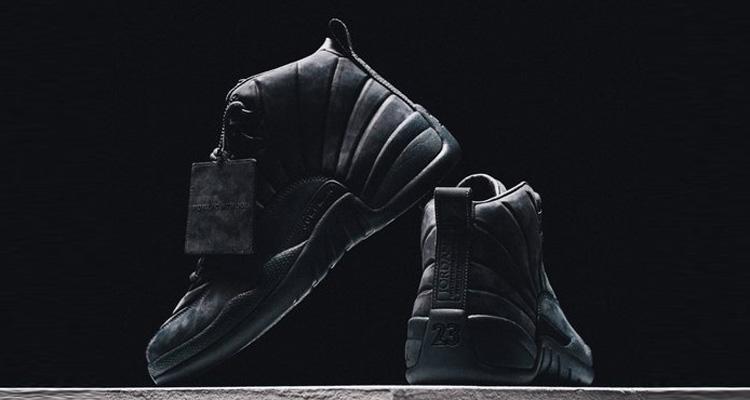 ef806f2fa10f The Public School x Air Jordan 12 Releases This Weekend — Sneaker Shouts