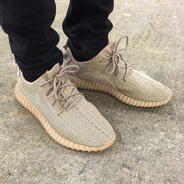 You Can Now Wear Kanye's YEEZY 350 Cleats On The Street