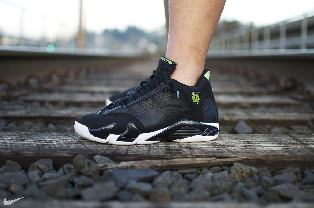 hot sale online e8295 07bcb The Air Jordan 14 Retro