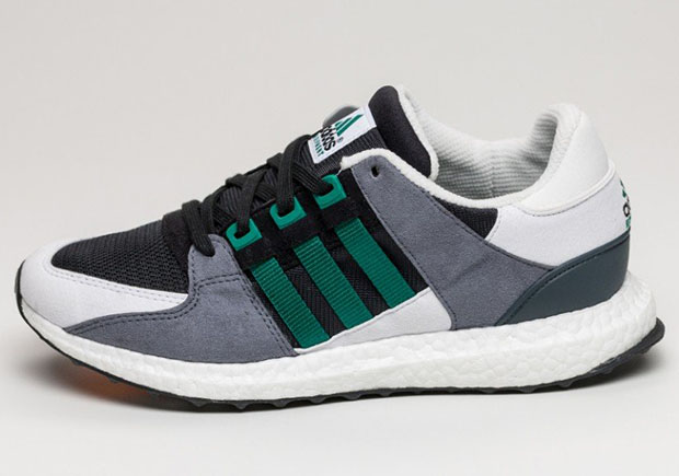 4948ac2c2e5 The Adidas EQT Running Support  93 Gets a Boost Sole — Sneaker Shouts