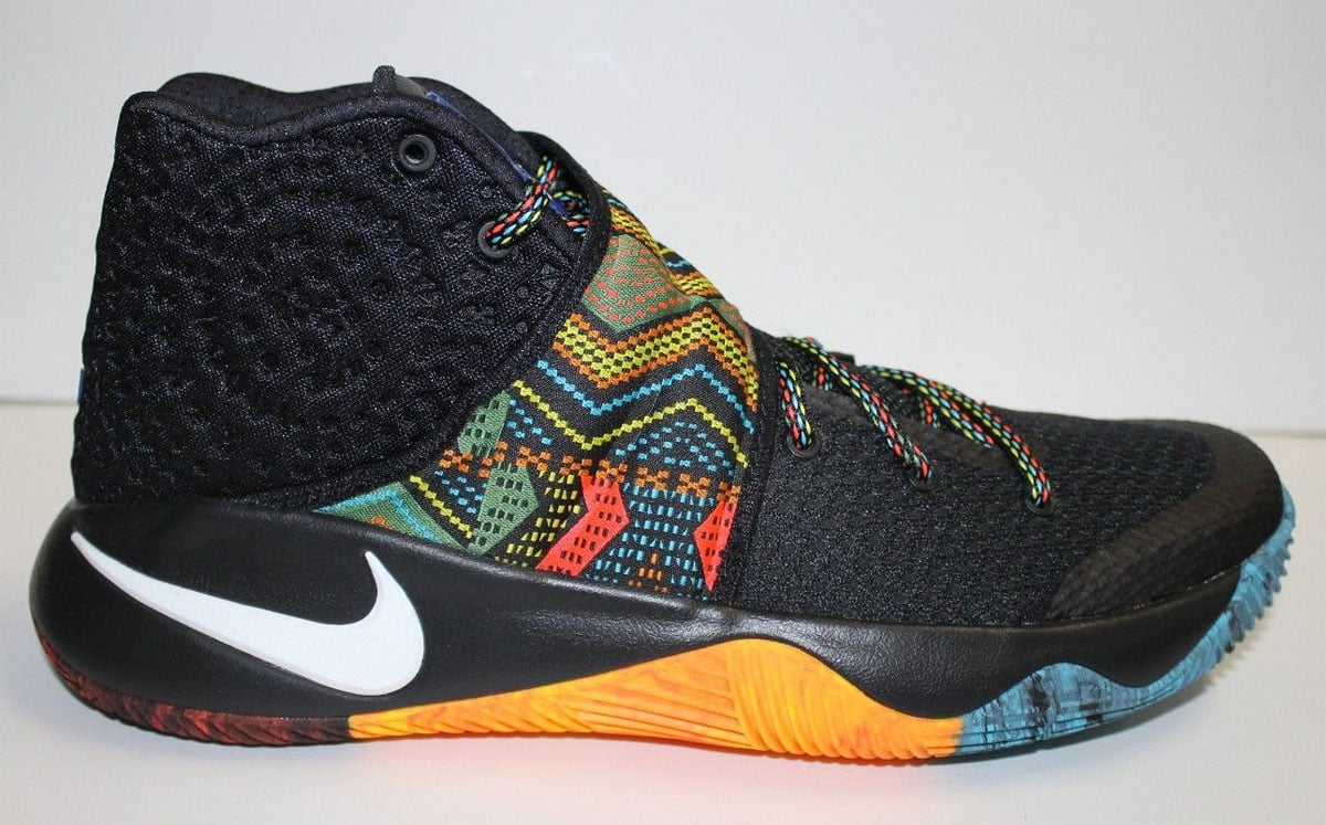 another look at the nike kyrie 2 bhm release info sneaker shouts rh sneakershouts com