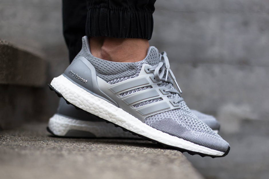 Adidas Ultra Boost Wool Gray