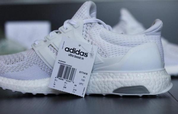 Adidas Ultra Boost White 2016