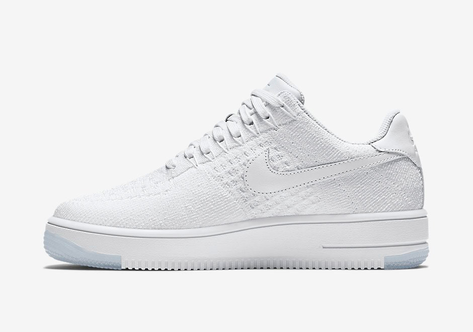 The Nike Air Force 1 Low Goes Flyknit — Sneaker Shouts