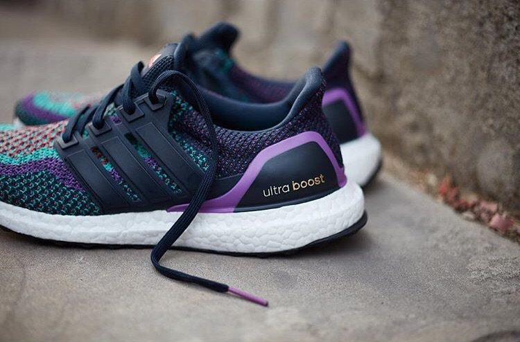 Adidas Ultra Boost Violet