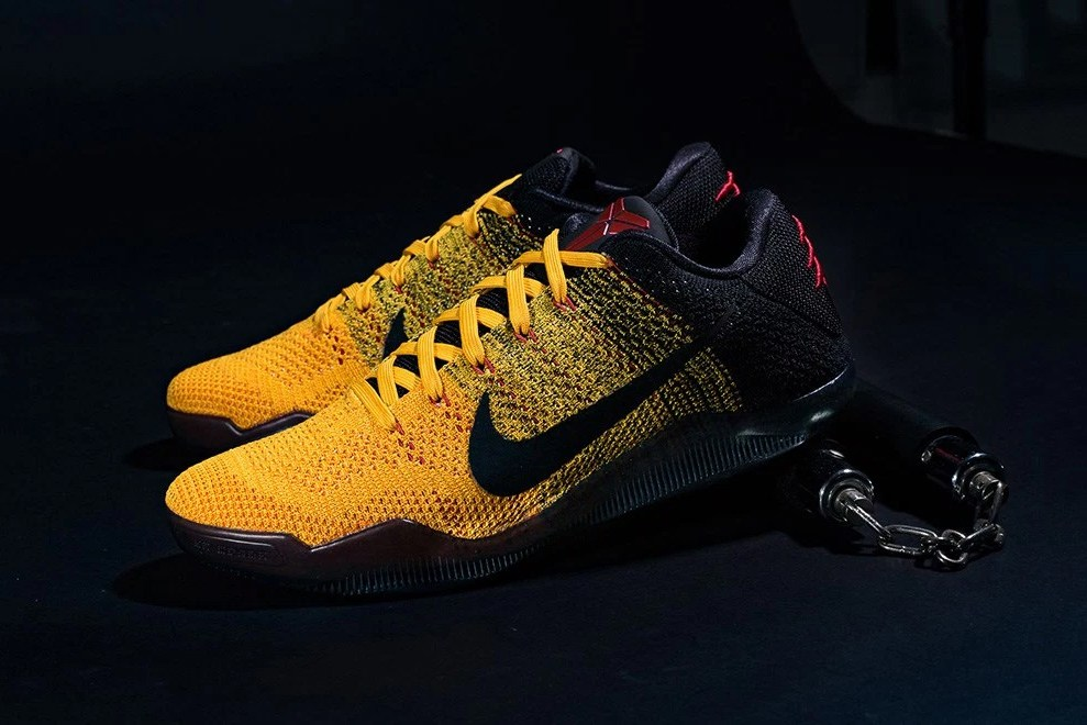 b070c6946d02 Closer Look at the Nike Kobe 11