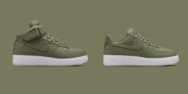 Nike Air Force 1 High Olive