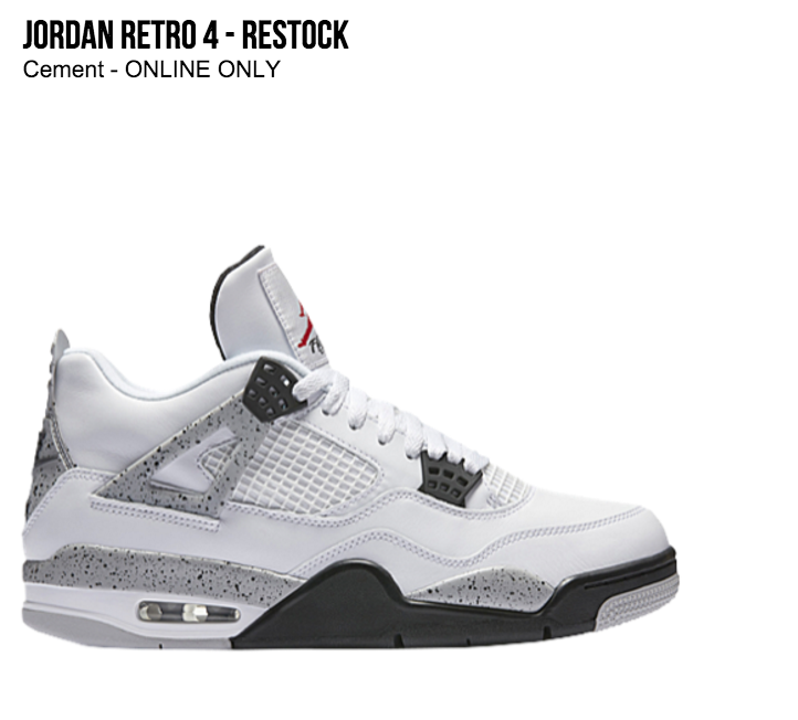 c5c914dc4ad75 The Air Jordan IV Retro