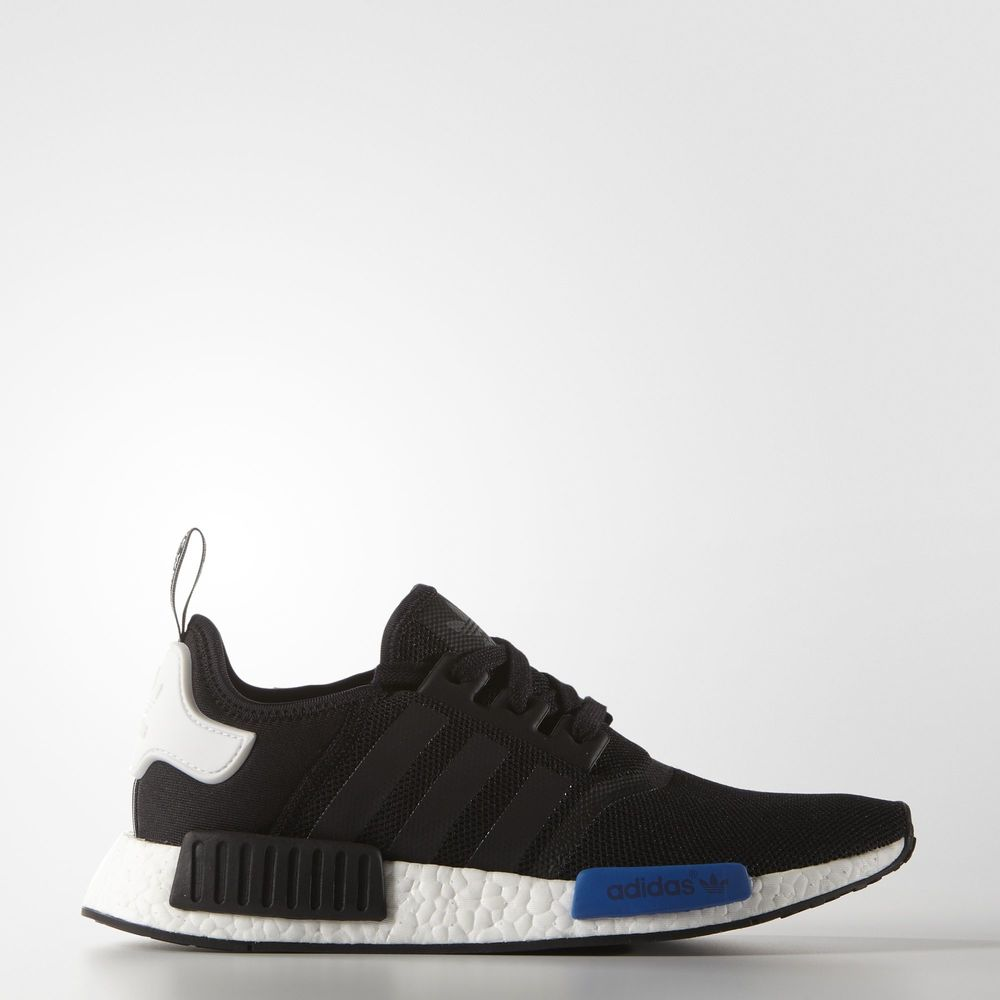 [$230] ADIDAS NMD R1 WINTER WOOL PRIMEKNIT PK BLACK