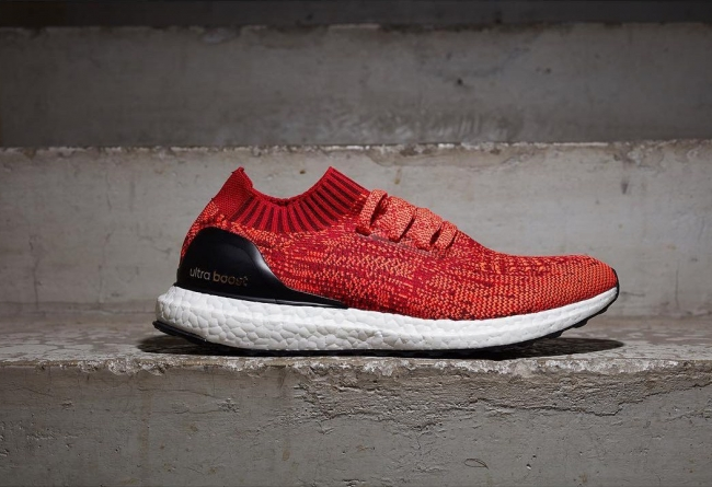 adidas ultra boost uncaged with or without socks