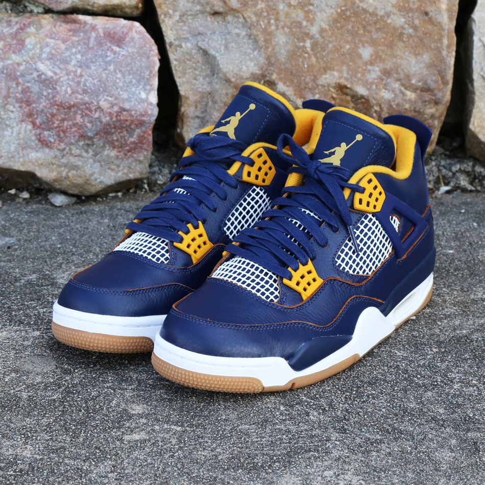 """85d07699b2272 Detailed Look at the Air Jordan 4 """"Dunk From Above"""" + Release Info"""