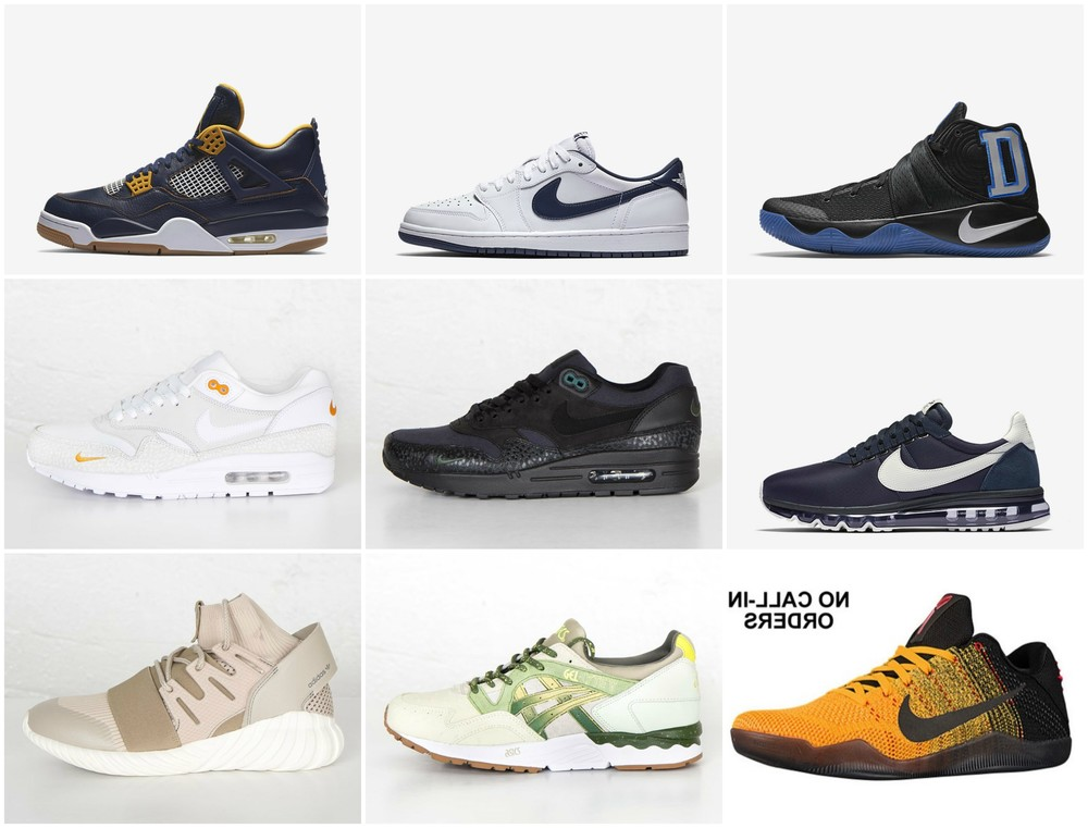 Sneaker Links  Online Links For March 19th Releases — Sneaker Shouts 982c22fc9