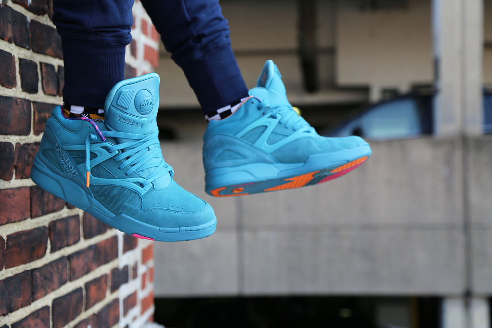 new concept f1435 53abc Now Available  Reebok x Lemar   Dauley Limited Collection — Sneaker Shouts