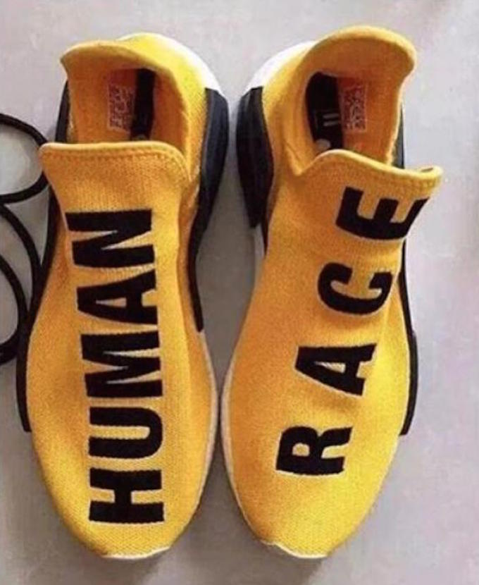 pretty nice f71e1 2456c First Look at the Pharrell x Adidas NMD