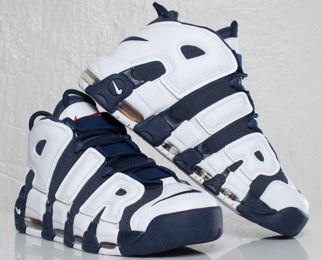 eb1634335aa823 The Nike Air More Uptempo